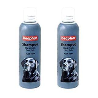 Beapher Shampoo Black Coats Sort Pels - 250 ml