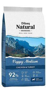 Dibaq Natural Moments Puppy Medium (Chicken & Turkey) – 3 kg